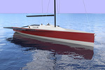 "Custom Carbon Sportboat ""Bella"""