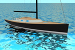 42' Custom Daysailer - Version B