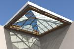 Atrium Skylight Shade System